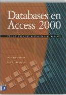 Databases en Access 2000