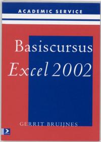 Basiscursus Excel 2002