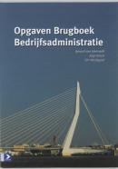 Brugboek bedrijfsadministratie opgavenboek (incl.cd)