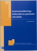 Levensverzekeringswiskunde en pensioencalculaties