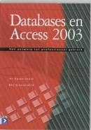 Databases en Access 2003