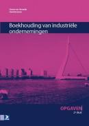 Boekhouding industriële ondernemingen Opgaven