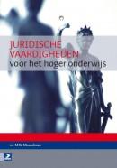 Juridische vaardigheden voor het hoger onderwijs