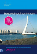 Brugboek bedrijfsadministratie - Inholland uitgave