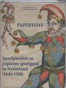 Speelprenten en papieren speelgoed in Nederland (1640-1920)