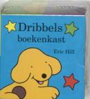 Dribbel kartonboeken Dribbels boekenkast