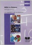 MBA in balans Bedrijfseconomie