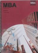 MBA Bedrijfseconomie docentenboek