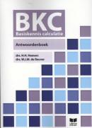 Uitwerkingenboek/antwoordenboek BKC