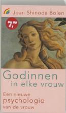 Rainbow pocketboeken Godinnen in elke vrouw