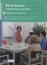 BV in balans Administratieve organisatie