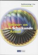 Natuur- en Scheikunde Actief 1 Hv Informatieboek