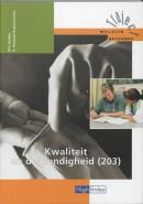 Traject Welzijn Kwaliteit en deskundigheid 203
