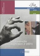 Traject Welzijn Methodische vaardigheden 2 401 Theorieboek