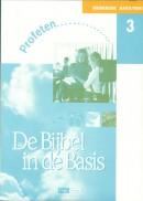De Bijbel in de Basis 3 Havo/vwo Werkboek