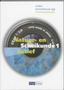 Natuur- en Scheikunde Actief 1 Vmbo bovenbouw kgt Informatieboek