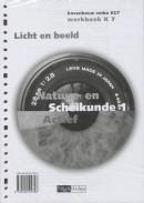 Natuur- en Scheikunde Actief Bovenbouw vmbo KGT licht en beeld Werkboek K7