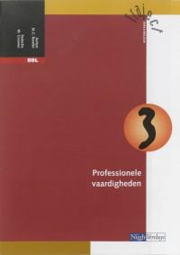 Traject Z&W BBL Katern 3 professionele vaardigheden