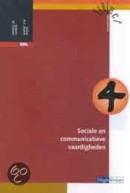 Traject Z&W BBL Katern 4 sociale en communicatieve vaardigheden