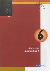 Traject Z&W BBL Katern 6 zorg voor huishouding 1