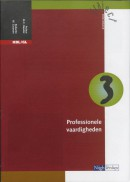 Traject Z&W KBL/GL Katern 3 professionele vaardigheden