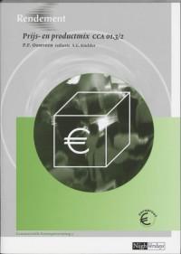 Rendement Prijs- en productmix cca01.3 /2