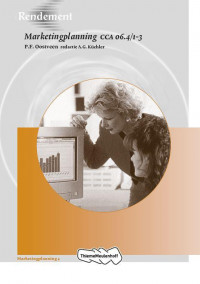 Rendement Marketingplanning CCA 06.4 - modules 1 t/m 3