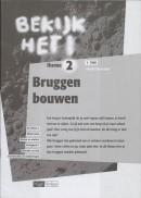Bekijk het ! 2 THV Bruggen bouwen Werkboek