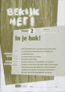 Bekijk het ! 2 Vmbo-Lwoo/B In je hok ! Werkboek