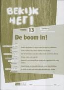 Bekijk het ! 13 Vmbo-Lwoo/B De boom in ! Werkboek
