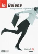 In Balans Management & Organisatie 2 Havo Werkboek