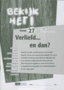 Bekijk het! Bio & Verzorging 2 vmbo-KGT Werkboek 27