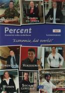 Percent Economie vmbo onderbouw KGT leerwerkboek