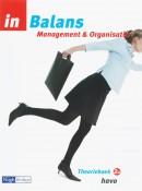 In balans Management & Organisatie 2A Havo Theorieboek