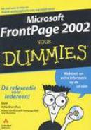 Microsoft Frontpage 2002 voor Dummies