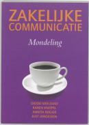 Zakelijke communicatie - Mondeling