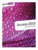 Quickgids Access 2010