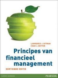 Principes van financieel management, 13e editie