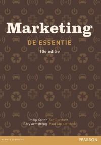 Marketing, de essentie, 10e editie met MyLab NL toegangscode