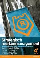 Strategisch merkenmanagement, 4e editie met MyLab NL toegangscode