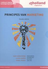 Codekaart Principes van Marketing 6/e CUSTOM InHolland