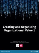 Creating & Organizing organizational value 1