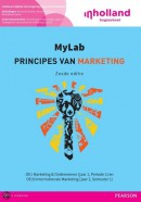 Custom InHolland 2015 Principes van marketing codekarton