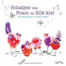 Schatjes van Foam en Silk klei