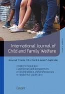 International journal of child and family welfare (IJCFW) 2015 - Jrg 15 - Nr 1/2
