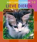 Baby's eerste kijkboek- Lieve dieren 2-4 jaar
