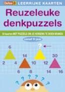Leerrijke kaarten, Reuzeleuke denkpuzzels (9 )