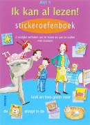 Ik kan al lezen! Stickeroefenboek AVI1