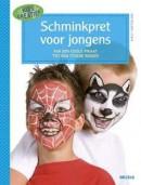Kids creatief - Schminkpret voor jongens