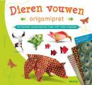 Origamipret dieren vouwen